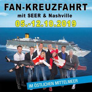 Fan-Kreuzfahrt @ östliches Mittelmeer