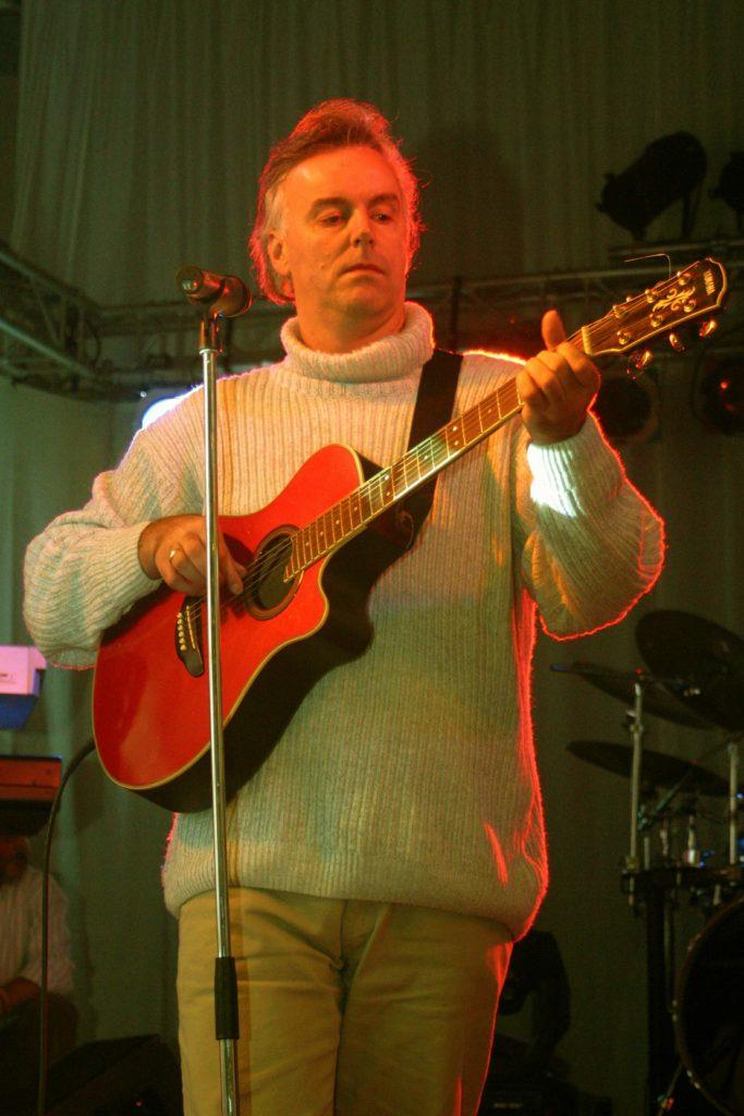 Fohnsdorf Fred mit Gitarre