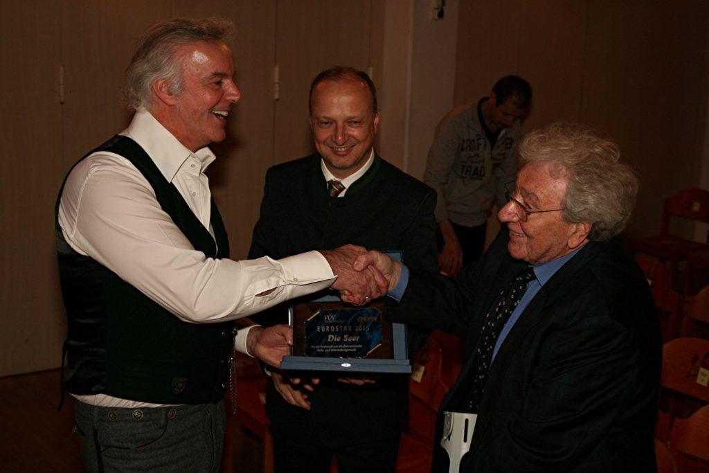 Fred Jaklitsch, Generaldirektor Granninger AKM und Prof. Opratko @Foto Othmar Rabensteiner