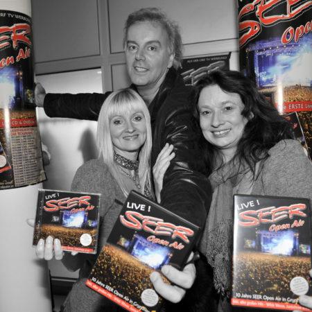 Fred Sassy & Astrid SW mit CD und DVD