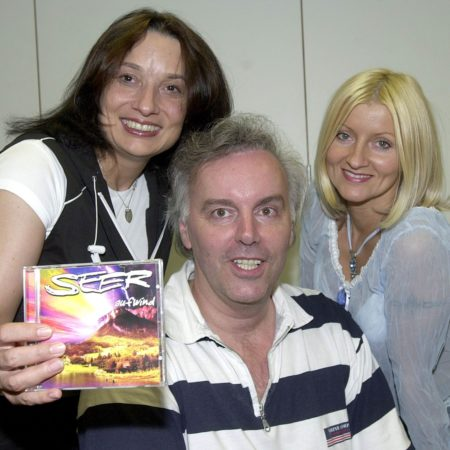 Sassy Fred Astrid mit CD innen